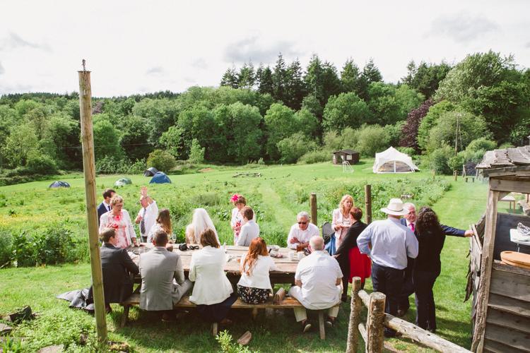 Woodland Farm Camp Wedding http://emmastonerweddings.com/