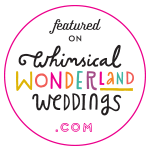 Whimsical Wonderland Wedding