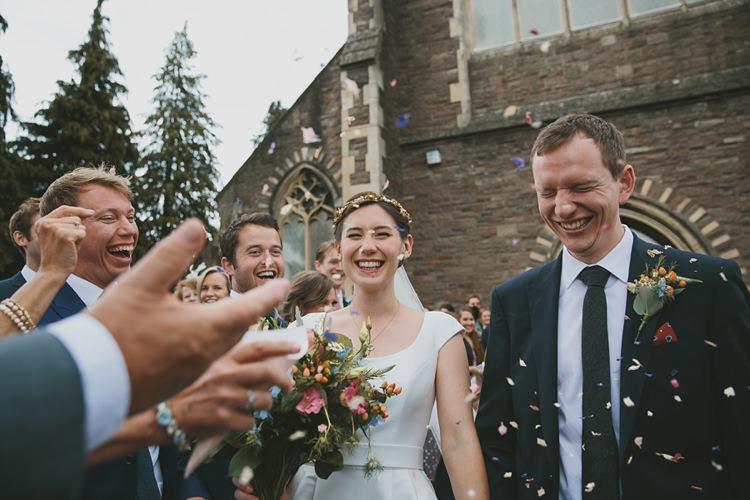 Confetti Throw DIY Pretty Pastel Tipi Wales Wedding http://www.mckinley-rodgers.co.uk/