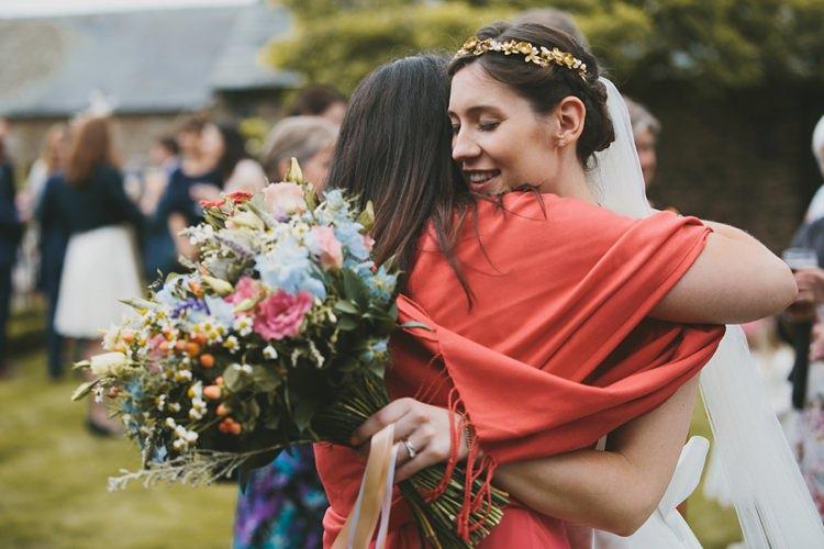 DIY Pretty Pastel Tipi Wales Wedding http://www.mckinley-rodgers.co.uk/