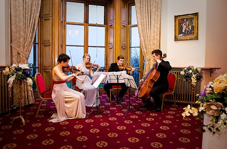 Wedding Directory Supplier UK Rylands String Quartet