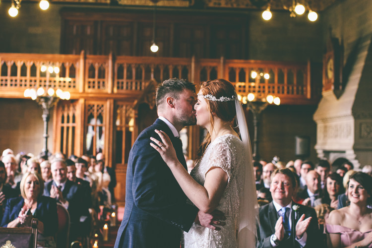 Manchester Town Hall Magical Industrial City Vintage Wedding http://www.emmaboileau.co.uk/
