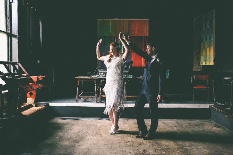 Magical Industrial City Vintage Wedding http://www.emmaboileau.co.uk/