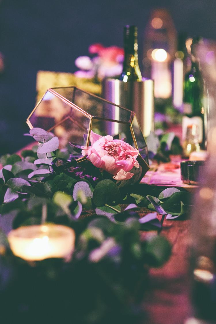 Terrarium Decor Tables Magical Industrial City Vintage Wedding http://www.emmaboileau.co.uk/