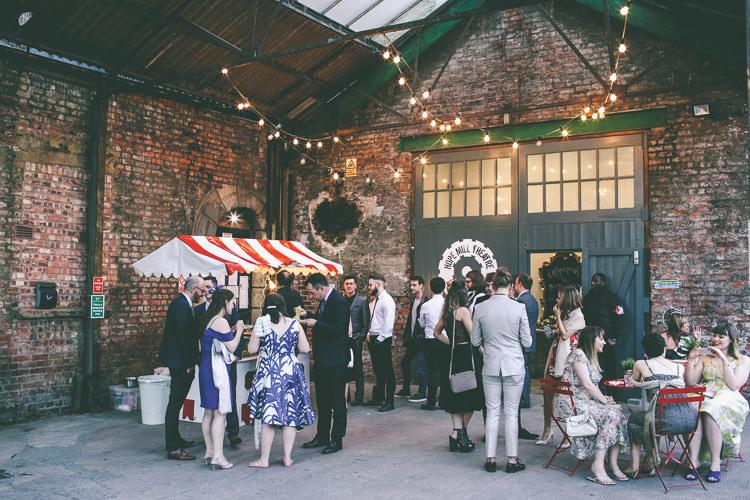 Magical Industrial City Vintage Wedding http://www.emmaboileau.co.uk/