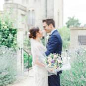 Romantic & Rustic Blush Pink Wedding