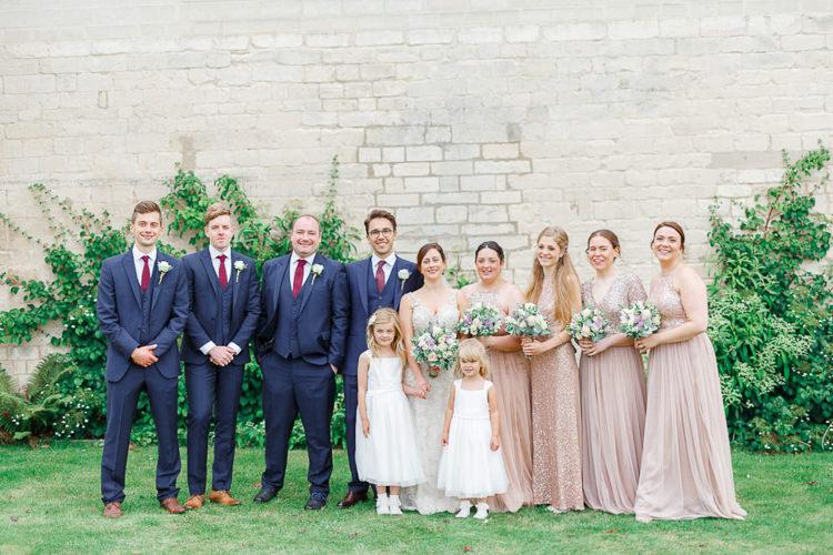 Rustic Blush Pink Wedding Http Whitestagweddings