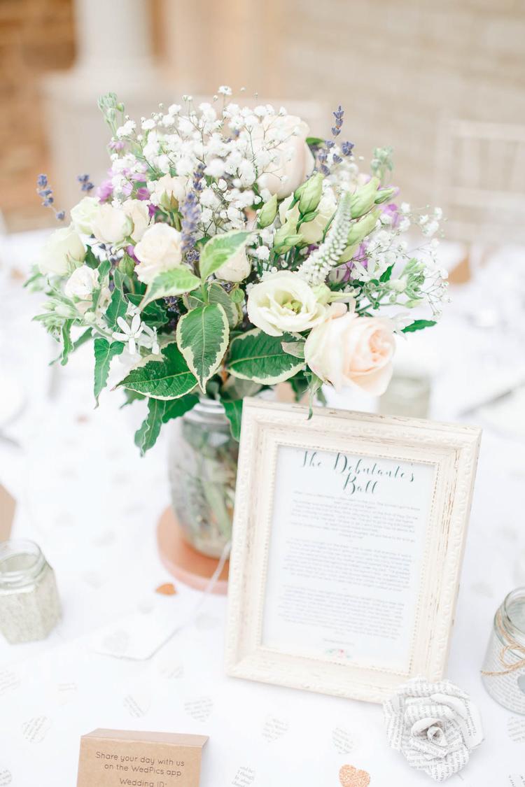 Romantic & Rustic Blush Pink Wedding | Whimsical Wonderland Weddings