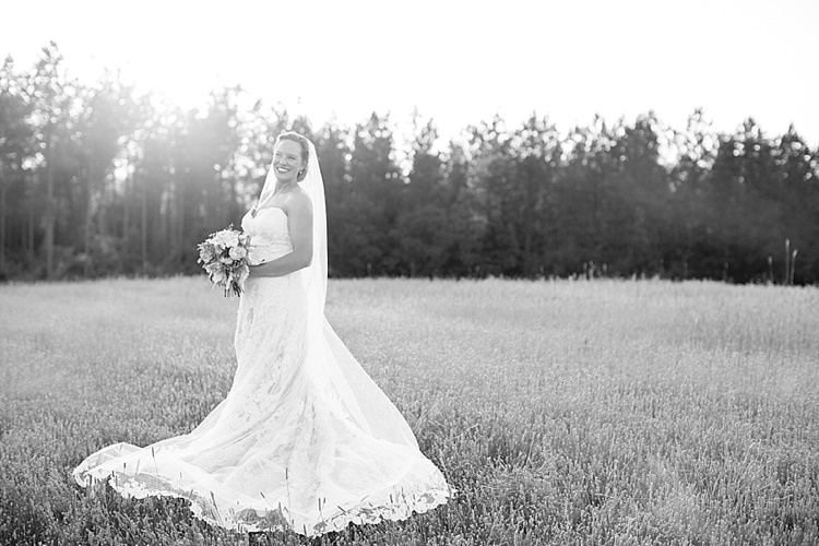 Bride Updo Long Veil Lace Gown Sweetheart Neckline Intimate Farmhouse Wedding South Carolina https://jessicahuntphotography.com/