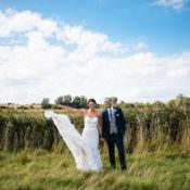 Magical Woodland Glade Tipi Wedding