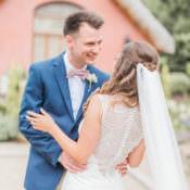 Simple & Elegant Luxe Blush Pink Wedding