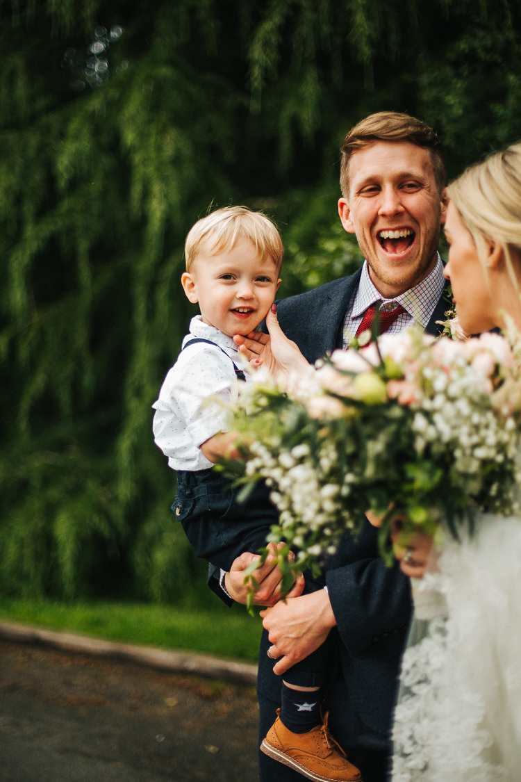 Page Boy Son Exquisite Relaxed Rustic Barn Wedding http://www.emiliemay.com/