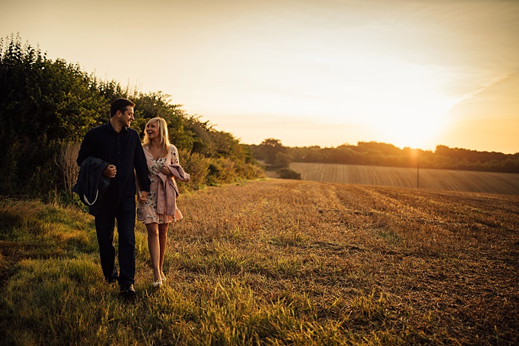 Engagement Shoot Sunrise https://harrymichaelphotography.com/