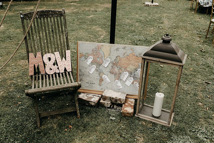 Map Seating Plan Table Chart Rustic Greenery Copper Chateau Wedding in France http://hindmari.com/