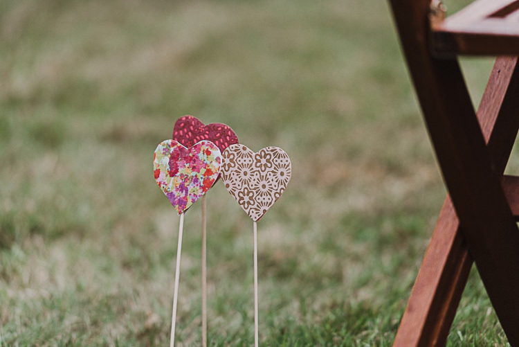 Hearts Sticks Aisle Stylish Woodland Tipi Wedding Flower Arch https://willpatrickweddings.com/