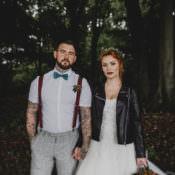 Atmospheric Woodland Wedding Ideas