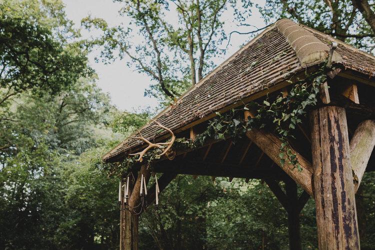 Atmospheric Woodland Wedding Ideas http://www.kategrayphotography.com/