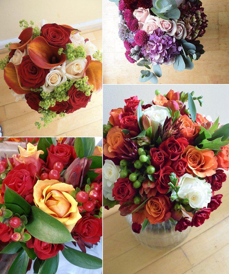Wedding Flowers Autumn: Autumn Wedding Flowers