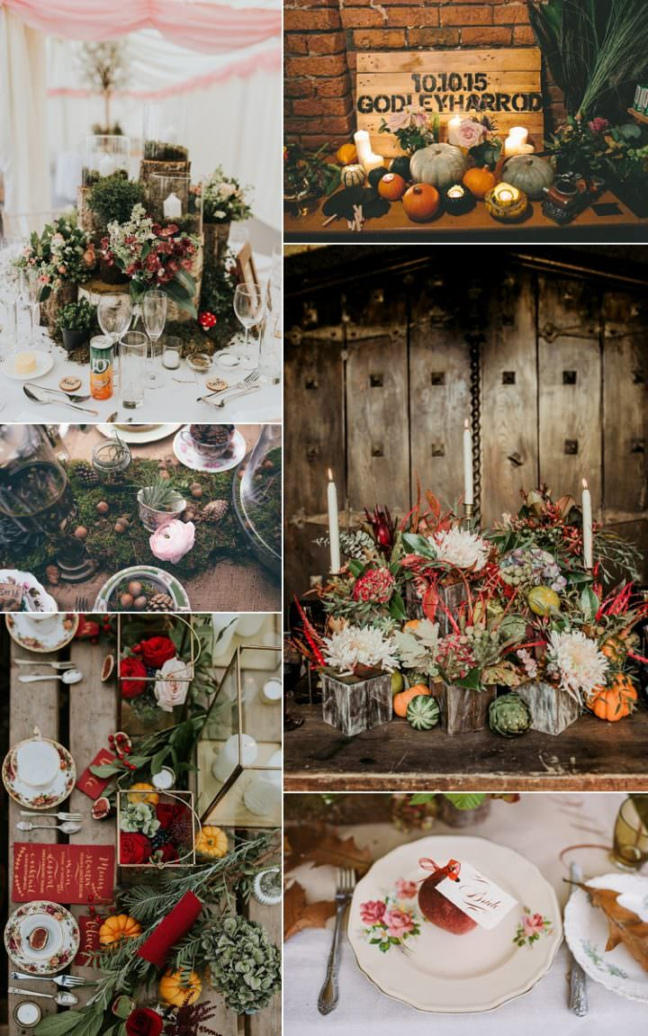 Autumn Wedding Flowers The Ultimate Guide Whimsical Wonderland