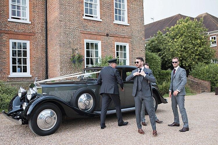 Transport Classic Car Rolls Royce Phantom Vehicle Groomsmen Classic Romantic Pretty Wedding https://kerryannduffy.com/
