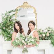Light Soft & Romantic Wedding Ideas