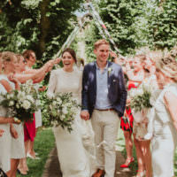 Rustic Greenery White Apple Orchard Wedding http://bigbouquet.co.uk/