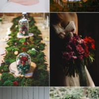 Festive Inspiration For The Perfect Christmas Wedding