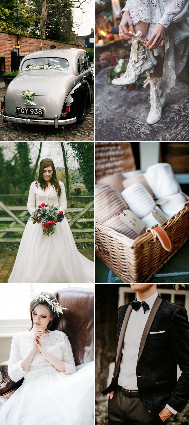 Christmas Winter Wedding Ideas