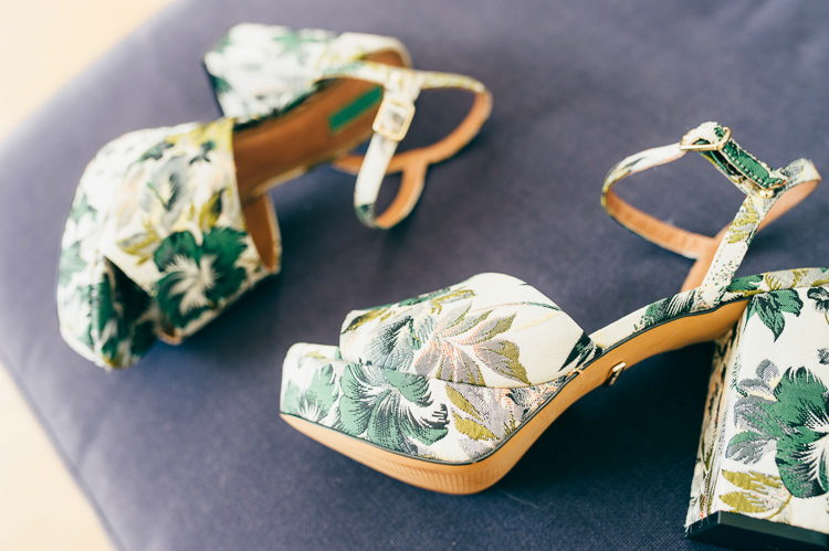 Topshop Floral Block Shoes Bride Bridal Whimsical Stylish Burgundy Rose Gold Tent Wedding https://www.jakemorley.co.uk/