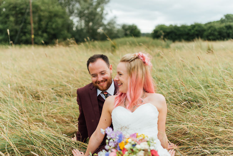 Alternative Colourful Outdoor Humanist Village Hall Wedding http://www.chebirchhayesphotography.com/