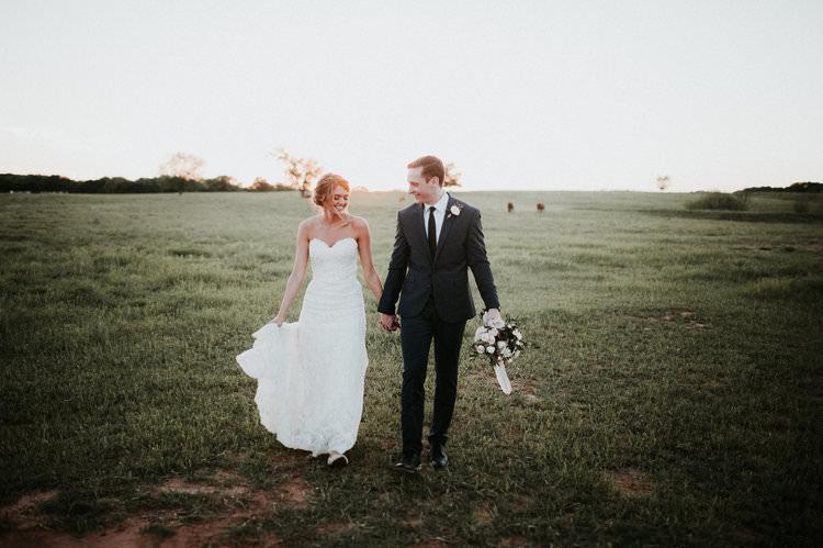 Outdoor Rustic Boho Forest Field Sun Natural Bride Groom | Organic Earthy Fun Wedding Oklahoma http://zaynewilliams.com/