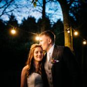 Rustic Red Spring Barn Wedding