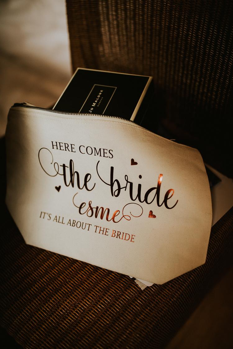 Bride Bridal Clutch Bag Accessory Personalised Rustic Greenery Dove Grey Country Barn Wedding http://jonnymp.com/