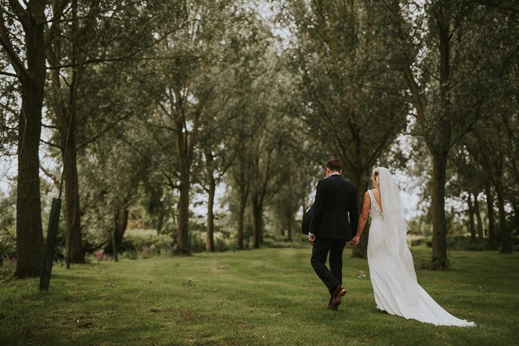 Rustic Greenery Dove Grey Country Barn Wedding http://jonnymp.com/