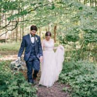 Outdoorsy Modern Wedding in Wisconsin http://www.mcnielphotography.com/
