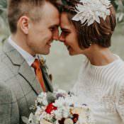 Beautiful Simple & Relaxed Barn Wedding
