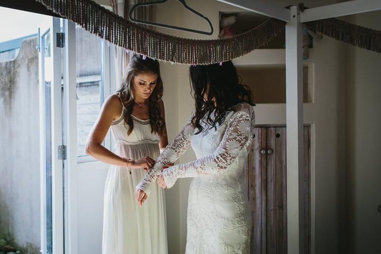 Small Colourful Cool Alternative Wedding https://www.alexapoppeweddingphotography.com/