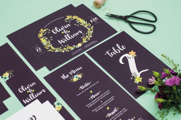 Wedding Directory UK Suppliers Paper Pea