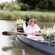 Organic Rustic Greenery Wedding Ideas