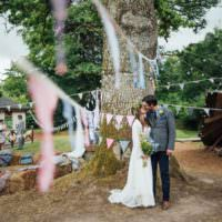 Adventurous Festival Bohemian Wedding https://libertypearlphotography.com/