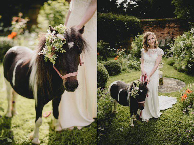 Pony Pet Romantic Luxe Wedding Ideas in the Country http://benjaminmathers.co.uk/