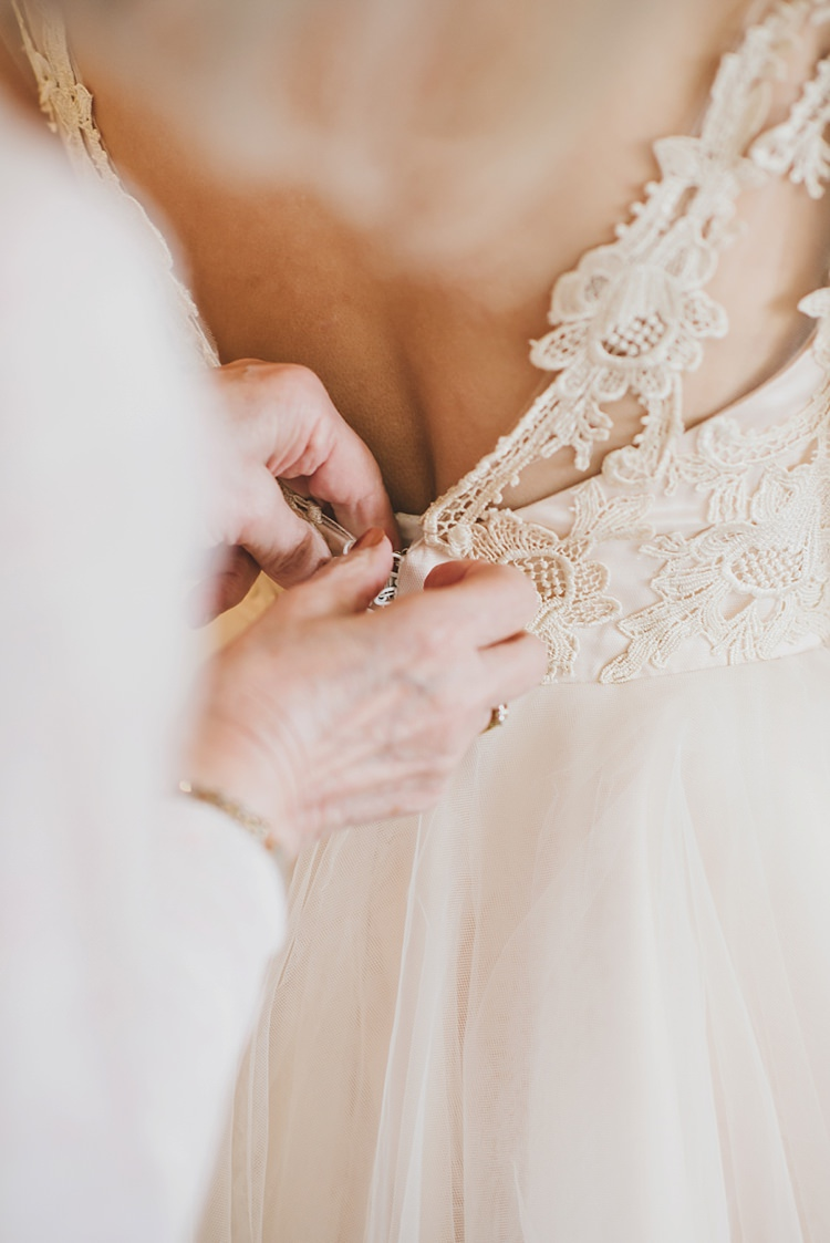 Lace Low Back Dress Gown Bride Bridal Untraditional Pretty Travel Barn Wedding https://www.georgimabee.com/
