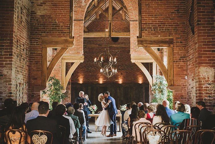 Shustoke Farm Barns Untraditional Pretty Travel Barn Wedding https://www.georgimabee.com/