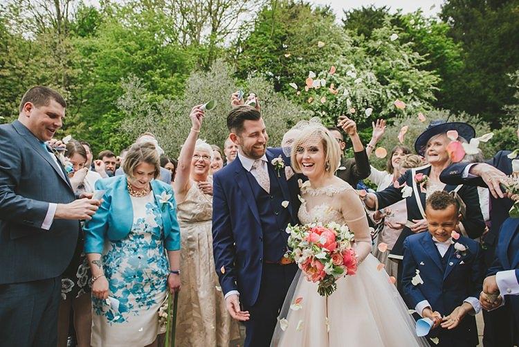 Confetti Untraditional Pretty Travel Barn Wedding https://www.georgimabee.com/