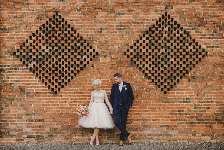 Untraditional Pretty Travel Barn Wedding https://www.georgimabee.com/