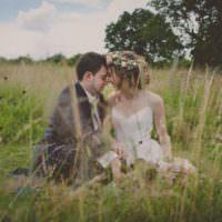 Bohemian Ethical Vegan Country Wedding http://laurarhianphotography.co.uk/