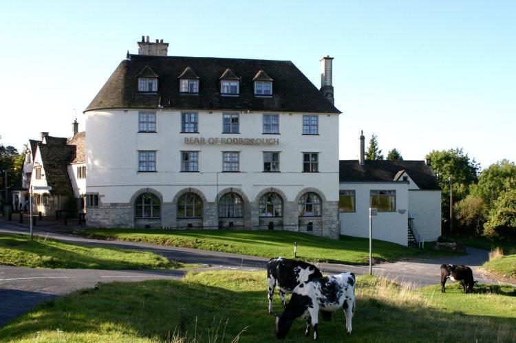 The Bear of Rodborough Wedding Directory UK Suppliers