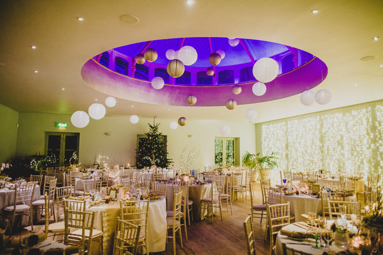 Hanging Lanters Fairy Lights Christmas Wedding Cotswolds http://jonnymp.com/