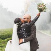 Whimsical Romantic Barn Wedding