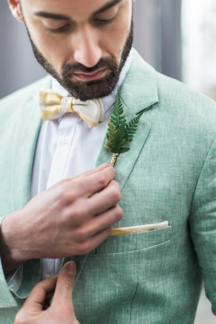 Greenery Botanical Wedding | Whimsical Wonderland Weddings